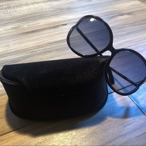 Authentic Tom Ford Oversized Sunglasses